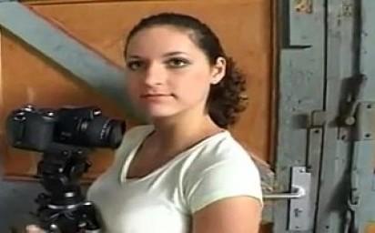 Sandra Zemanova first casting