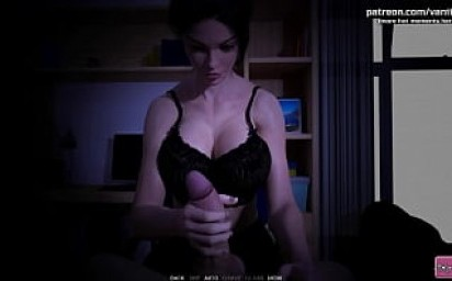 The Awakening | Milf Stepmom with big boobs can't get stepson's big cock out of her mind after jerking him once | My sex