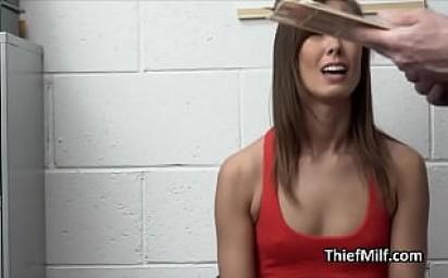 Asian MILF Christy Love fucked on office CCTV
