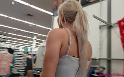 Public Flashing Dare With My Teen Daughter