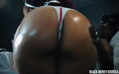 Big Booty Nurse Suki Treating Coronavirus Patient