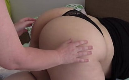 Mature lesbians love full vaginal fisting. Fat milf shakes her juicy PAWG doggy style Fetish