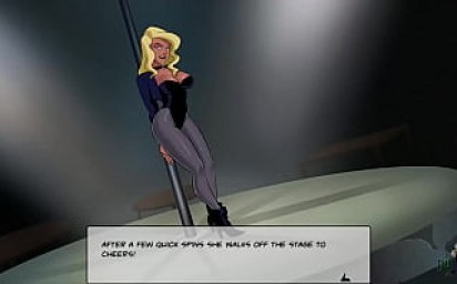 DC Comics Something Unlimited Bonus 1 Strip club fun!
