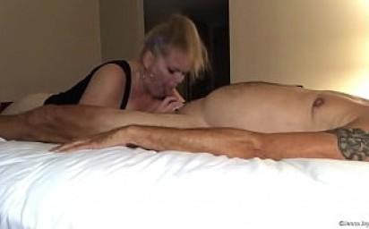 Jenna Jaymes Sucks And Fucks A Big Dick Older Guy 1080p (TJJE)