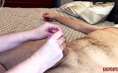 Kinky Step Sis Plays With My Dick When Mom Left At Night To Fuck Neighbor AnnyCandy Painboy